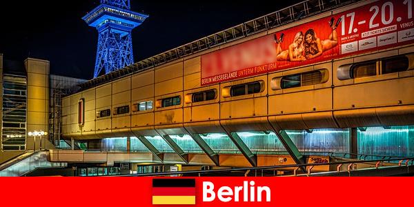 Ervaar het nachtleven van Berlijn met bordelen en nobele escortmodellen