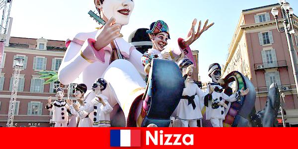 Toeristische attractie in Nice met kinderen en geweldige hoogtepunten