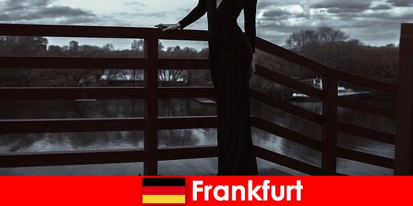 Sensuele manager escorts in Frankfurt am Main verwennen hun klanten van top tot teen