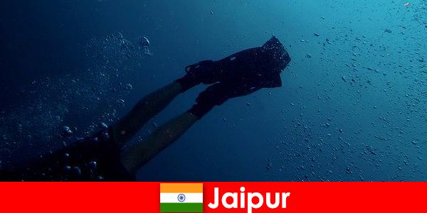 Watersporten in Jaipur zijn de beste tip voor duikers