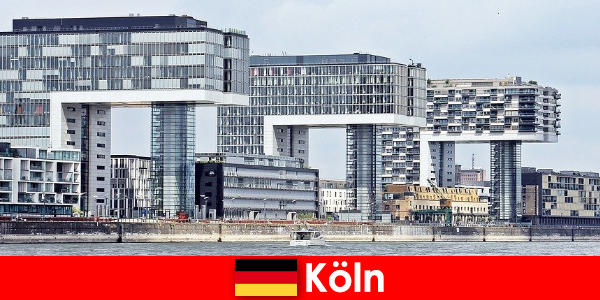 Imposante hoogbouw in Keulen verbaast vreemden