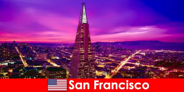 San Francisco is een levendig cultureel en economisch centrum voor immigranten