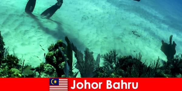 Avontuurlijke activiteiten in Johor Bahru Duiken, klimmen, wandelen en nog veel meer
