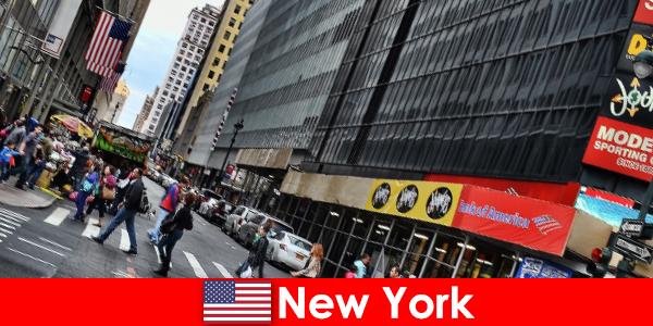 Inloopsculpturen zijn een van de nieuwe attracties in New York