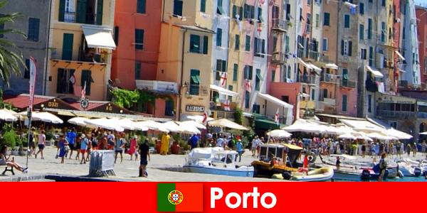 Porto is altijd een populaire bestemming voor backpackers en vakantiegangers met een beperkt budget