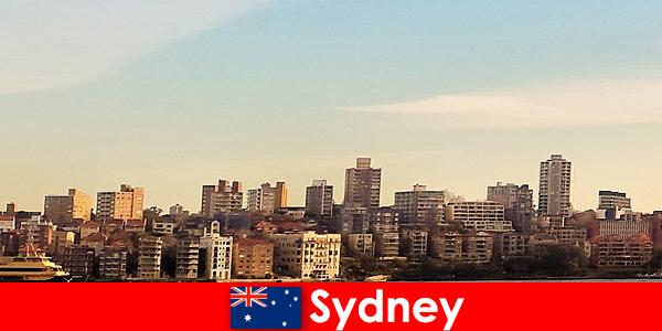 Sydney staat bij buitenlanders bekend als een van de meest multiculturele steden ter wereld