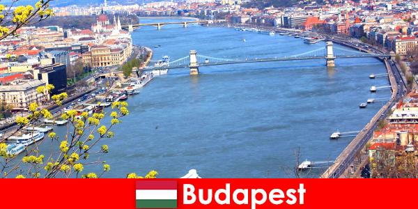 Boedapest in Hongarije is een populaire reistip voor zwem- en wellnessvakanties