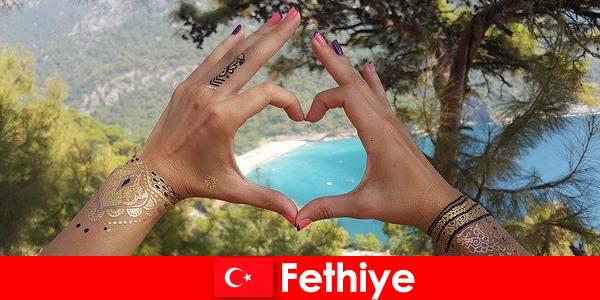 Strandvakantie in Turkije Fethiye voor jong en oud altijd een droom