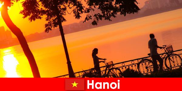 Hanoi is eindeloos leuk voor reizigers die van warme temperaturen houden