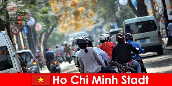Ho Chi Minh City HCM of HCMC of HCM City staat bekend als Chinatown