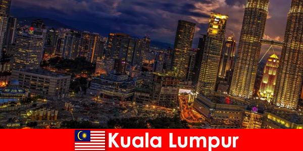 Kuala Lumpur is altijd een bezoek waard voor reizigers naar Zuidoost-Azië