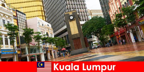 Kuala Lumpur is het culturele en economische centrum van de grootste metropool van Maleisië