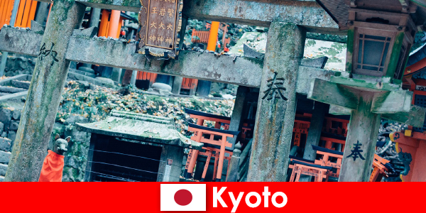 De vooroorlogse Japanse architectuur van Kyoto wordt altijd bewonderd door buitenlanders