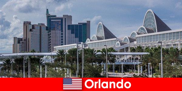 Orlando is de meest bezochte toeristenbestemming in de Verenigde Staten