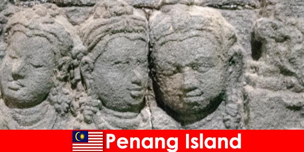 Het eiland Penang heeft veel bezienswaardigheden en geweldige hoogtepunten in één