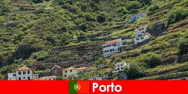 Porto vakantiebestemming voor wijnliefhebbers van over de hele wereld