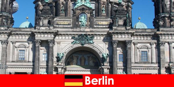 Ondanks Covid 19 trekt Berlijn nieuwe toeristen van over de hele wereld aan