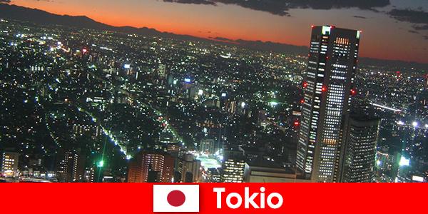 Vreemdelingen houden van Tokio – de grootste en modernste stad ter wereld