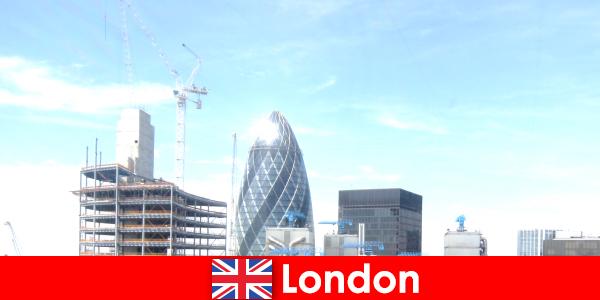 Bezienswaardigheden en attracties in Londen vanuit Engeland